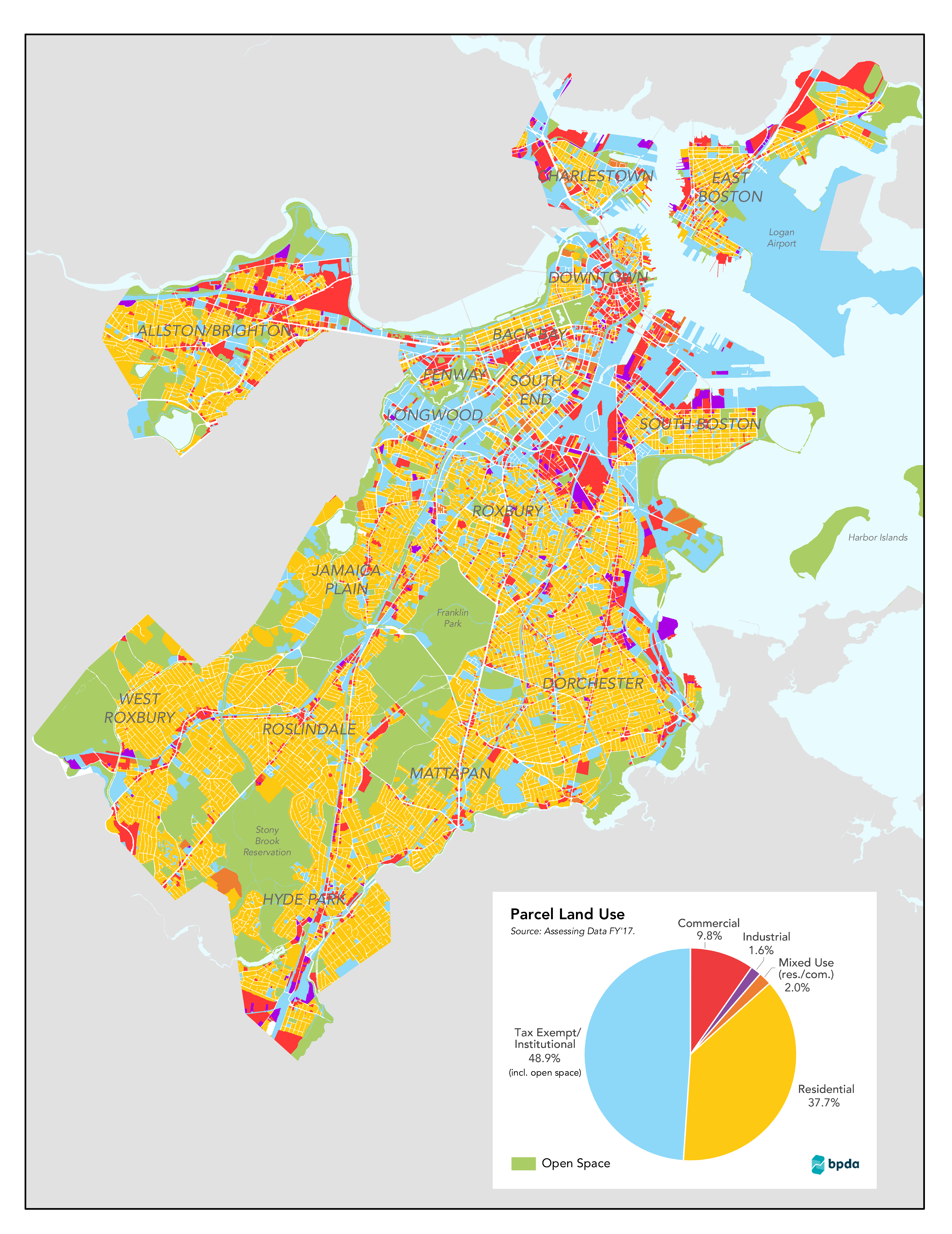 Citywide Maps Boston Planning Development Agency
