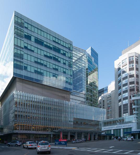 Massachusetts General Hospital | Boston Planning