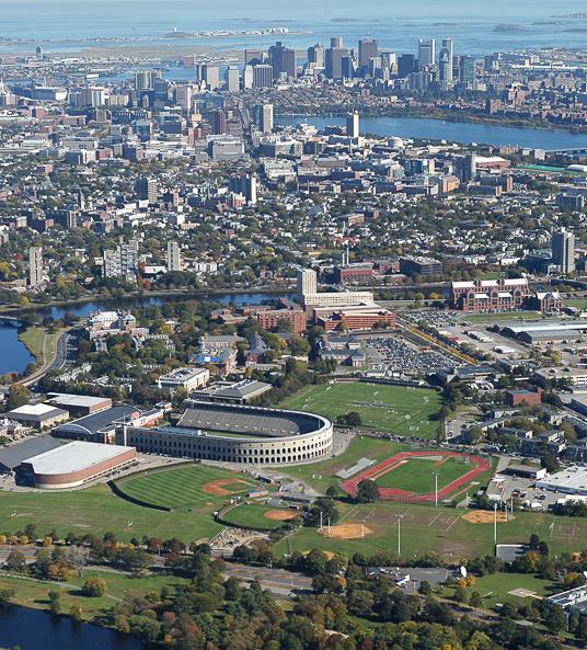 Harvard University Allston Campus Boston Planning Development Agency
