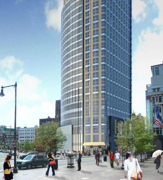 120 Kingston Street Boston Planning Amp Development Agency
