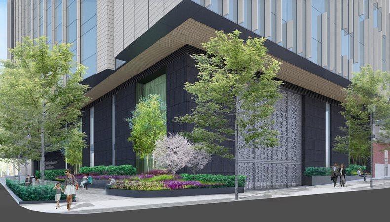 Bidmc New Inpatient Building Boston Planning Development Agency