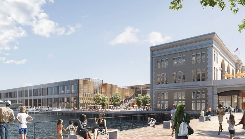 Commonwealth Pier Revitalization Project