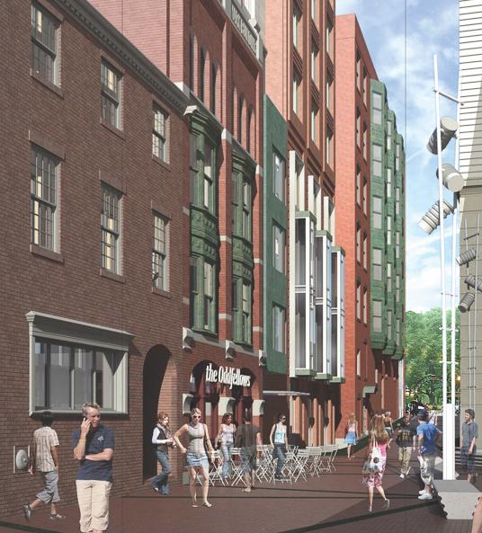 Emerson College 1 3 Boylston Place Boston Planning