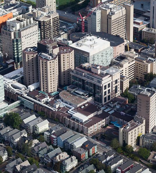 Brigham and Women's Hospital | Boston Planning & Development