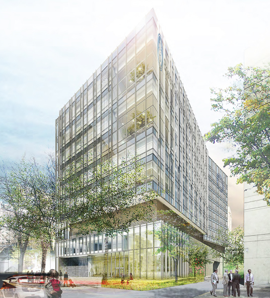 Boston Children S Hospital Clinical Building 2013