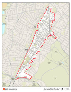 BRA launches transitoriented planning efforts in Jamaica Plain
