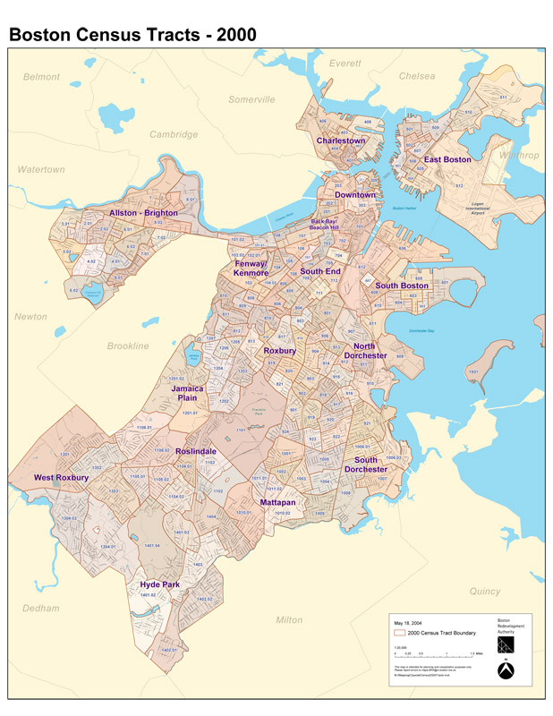 Census And Demographic Maps Boston Planning Development Agency - Us-demographics-map