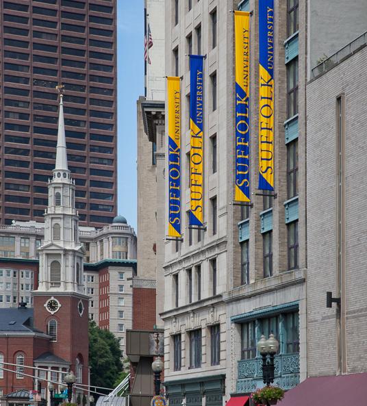 Suffolk University Boston Planning Development Agency
