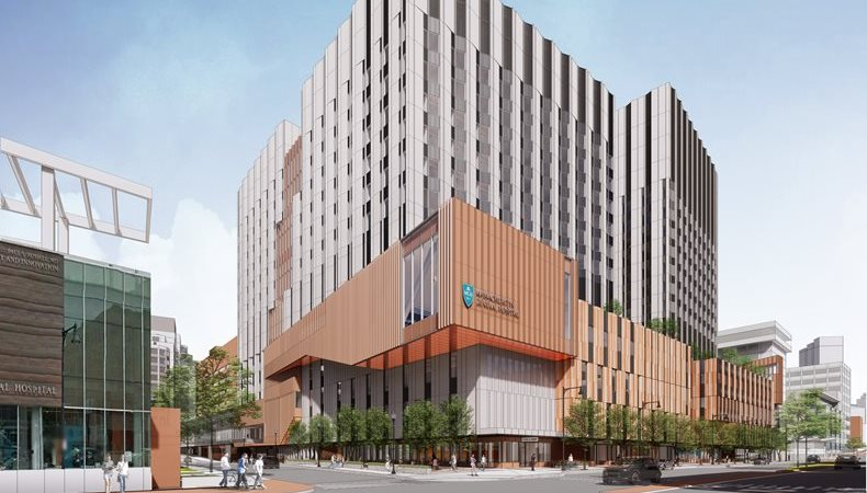 MGH Clinical and Campus Services Building | Boston Planning