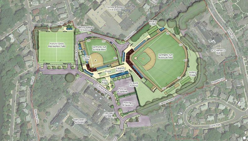 Boston College - Brighton Athletic Fields | Boston Planning ...
