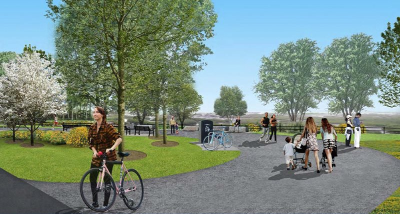 East boston greenway boston planning development agency east boston greenway sciox Choice Image