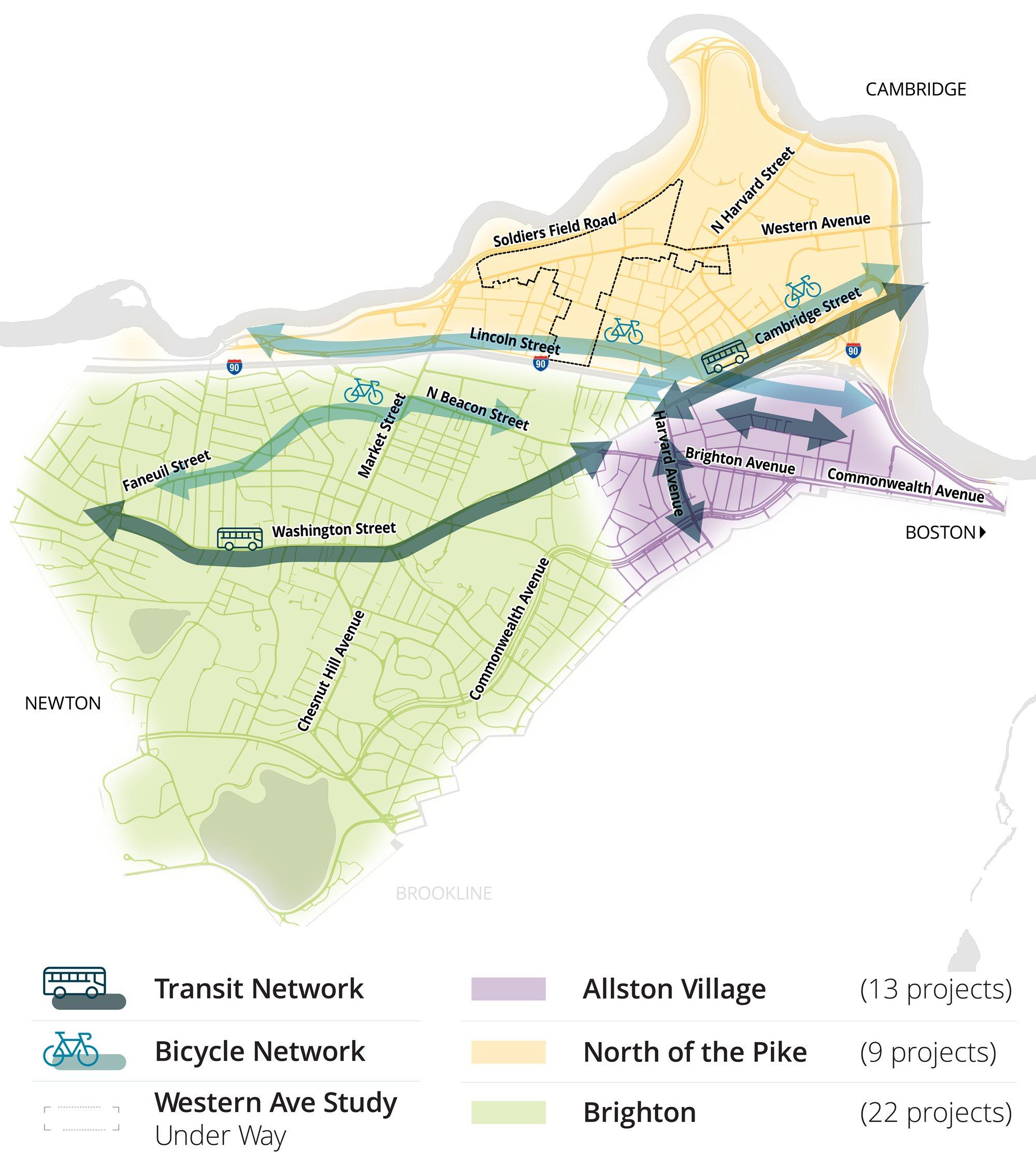 Draft A-B Mobility Plan