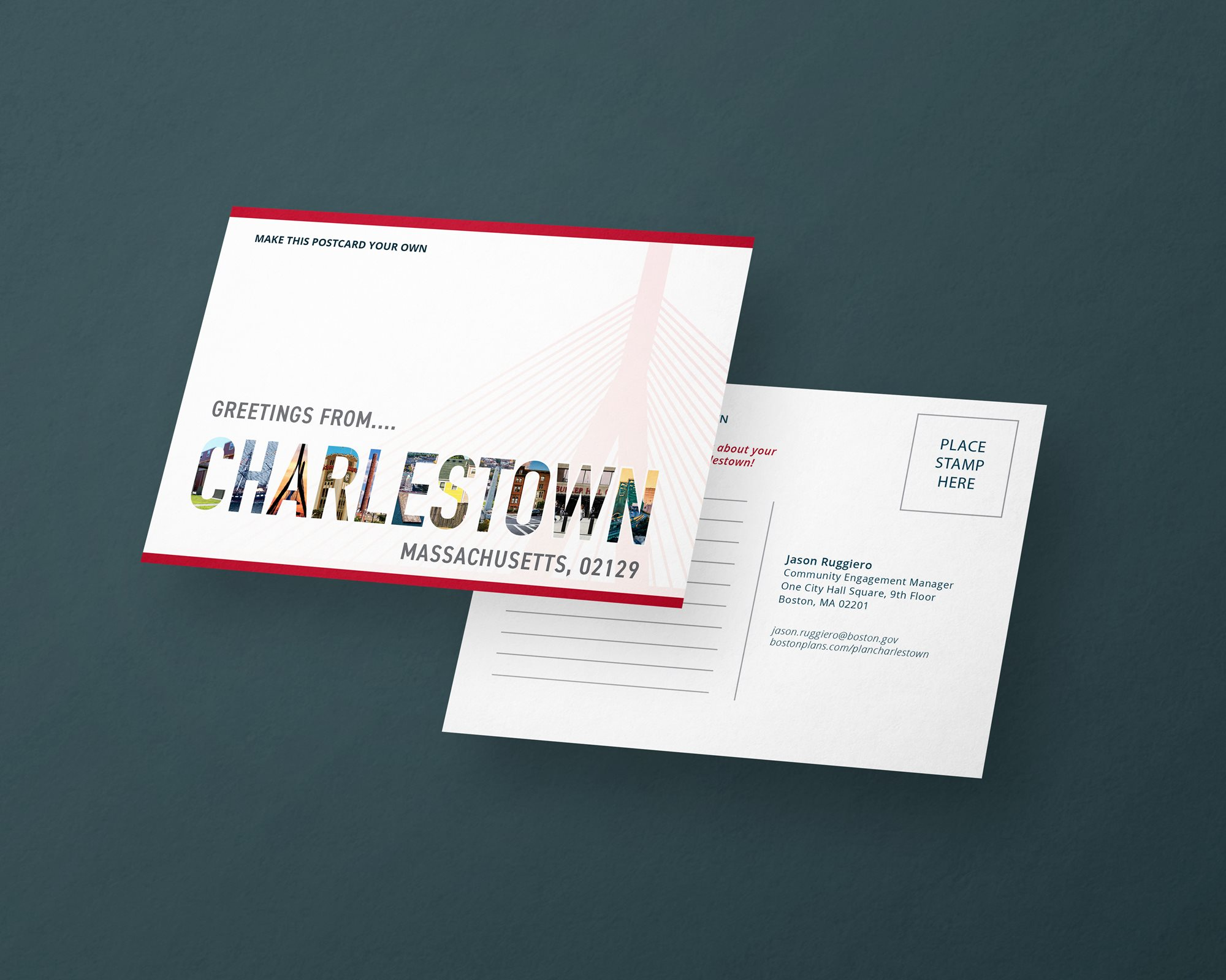 Share Your Vision for Charlestown