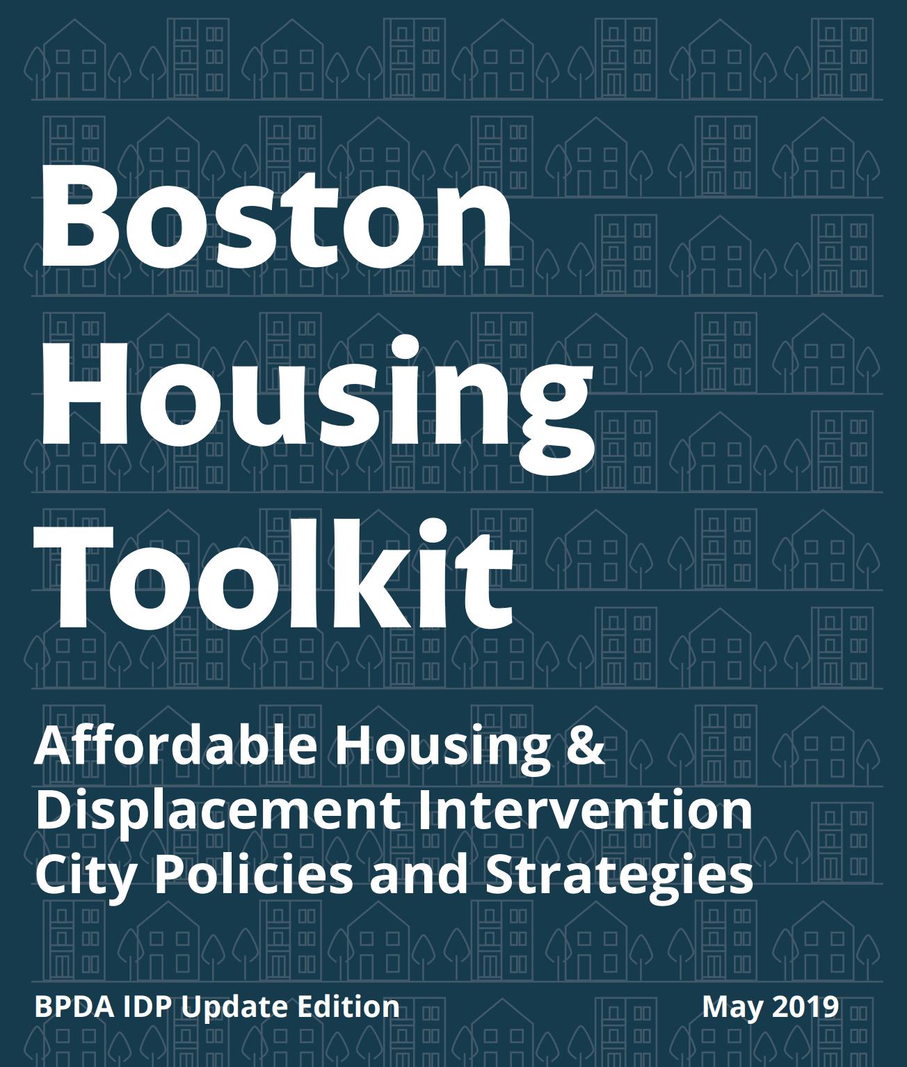Boston Housing Toolkit